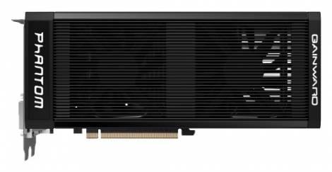 Видеокарта Gainward GeForce GTX 760 (980МГц, GDDR5 4096Мб 6008МГц 256 бит)