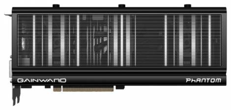 Видеокарта Gainward GeForce GTX 770 (1085МГц, GDDR5 2048Мб 7010МГц 256 бит)