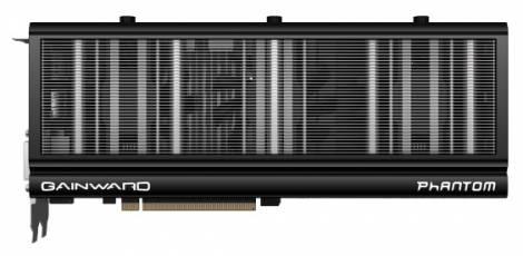 Видеокарта Gainward GeForce GTX 780 Ti (980МГц, GDDR5 3072Мб 7000МГц 384 бит)