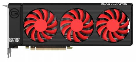 Видеокарта Gainward GeForce GTX 980 (1127МГц, GDDR5 4096Мб 7000МГц 256 бит)