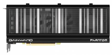 Видеокарта Gainward GeForce GTX 980 (1203МГц, GDDR5 4096Мб 7200МГц 256 бит)