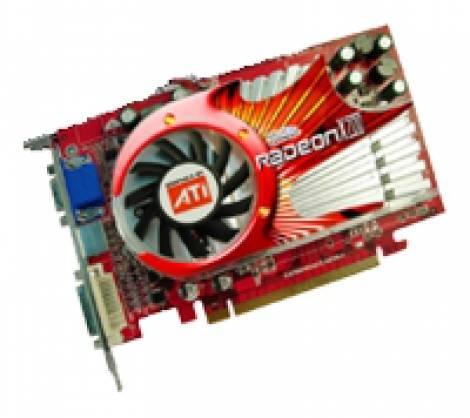 Видеокарта GeCube Radeon X700 (400МГц, GDDR2 256Мб 700МГц 128 бит)