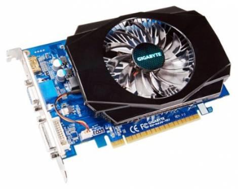 Видеокарта GIGABYTE GeForce GT 430 (700МГц, GDDR3 1024Мб 1600МГц 128 бит)