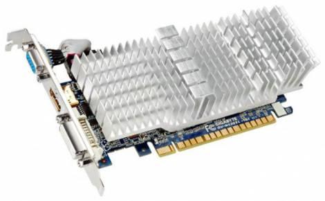 Видеокарта GIGABYTE GeForce GT 520 (810МГц, GDDR3 1024Мб 1200МГц 64 бит)