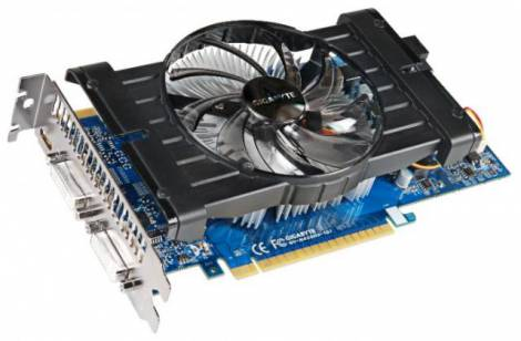 Видеокарта GIGABYTE GeForce GTS 450 (783МГц, GDDR3 1024Мб 1800МГц 128 бит)