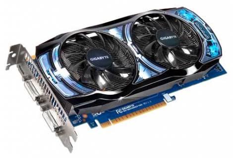 Видеокарта GIGABYTE GeForce GTS 450 (930МГц, GDDR5 1024Мб 4000МГц 128 бит)