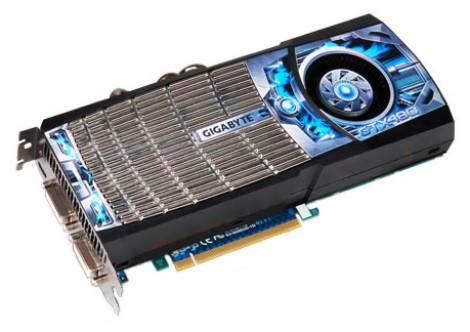 Видеокарта GIGABYTE GeForce GTX 480 (700МГц, GDDR5 1536Мб 3696МГц 384 бит)