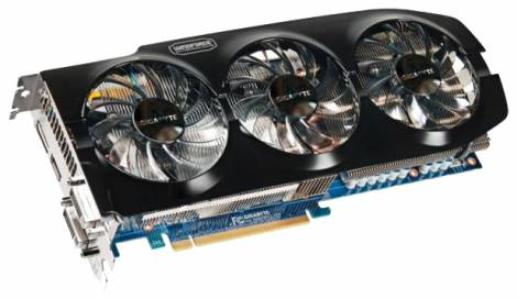 Видеокарта GIGABYTE GeForce GTX 680 (1006МГц, GDDR5 4096Мб 6008МГц 256 бит)