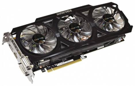 Видеокарта GIGABYTE GeForce GTX 760 (1085МГц, GDDR5 2048Мб 6008МГц 256 бит)