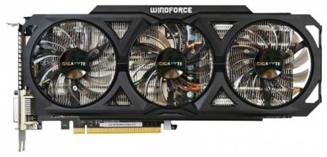 Видеокарта GIGABYTE GeForce GTX 760 (980МГц, GDDR5 2048Мб 6008МГц 256 бит)
