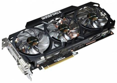 Видеокарта GIGABYTE GeForce GTX 770 (1046МГц, GDDR5 2048Мб 7010МГц 256 бит)