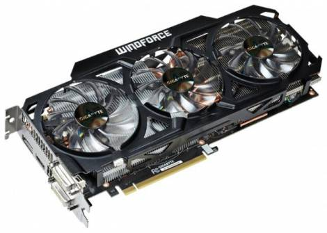 Видеокарта GIGABYTE GeForce GTX 770 (1046МГц, GDDR5 4096Мб 7010МГц 256 бит)