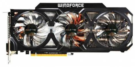 Видеокарта GIGABYTE GeForce GTX 770 (1137МГц, GDDR5 4096Мб 7010МГц 256 бит)