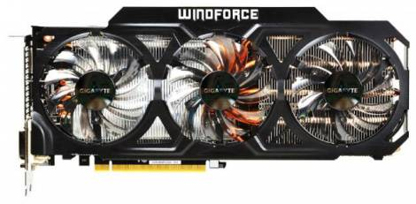 Видеокарта GIGABYTE GeForce GTX 780 (863МГц, GDDR5 3072Мб 6008МГц 384 бит)