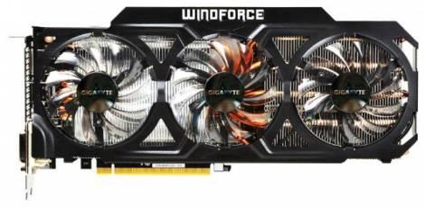 Видеокарта GIGABYTE GeForce GTX 780 (863МГц, GDDR5 3072Мб 6008МГц 384 бит)
