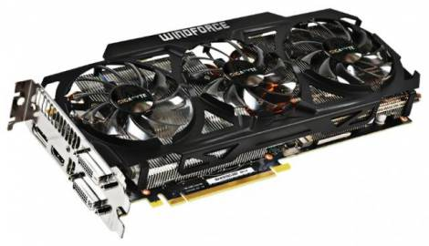 Видеокарта GIGABYTE GeForce GTX 780 Ti (1085МГц, GDDR5 3072Мб 7000МГц 384 бит)