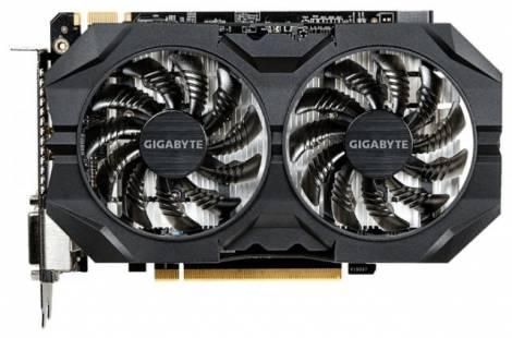 Видеокарта GIGABYTE GeForce GTX 950 (1102МГц, GDDR5 2048Мб 6610МГц 128 бит)