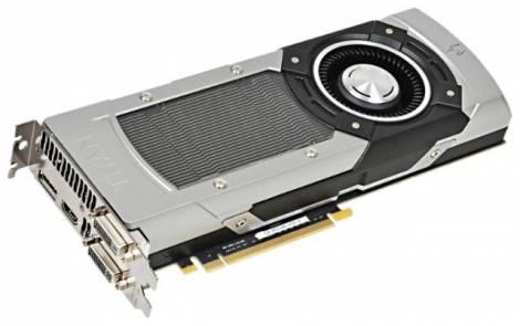 Видеокарта GIGABYTE GeForce GTX TITAN (837МГц, GDDR5 6144Мб 6008МГц 384 бит)