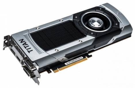 Видеокарта GIGABYTE GeForce GTX TITAN Black (889МГц, GDDR5 6144Мб 7000МГц 384 бит)