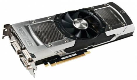 Видеокарта GIGABYTE GeForce GTX 690 (915МГц, GDDR5 4096Мб 6008МГц 512 бит)