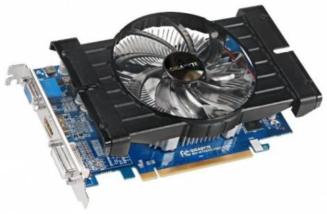 Видеокарта GIGABYTE Radeon HD 7750 (880МГц, GDDR5 1024Мб 4500МГц 128 бит)