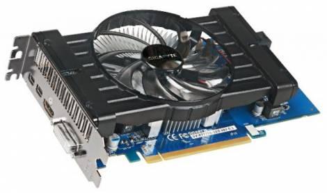 Видеокарта GIGABYTE Radeon HD 7770 (1100МГц, GDDR5 1024Мб 5000МГц 128 бит)