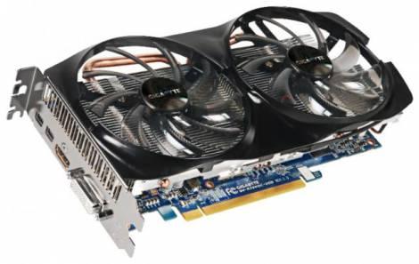 Видеокарта GIGABYTE Radeon HD 7850 (975МГц, GDDR5 2048Мб 4800МГц 256 бит)