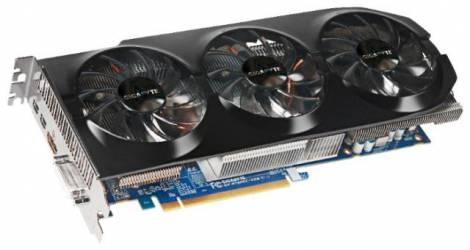 Видеокарта GIGABYTE Radeon HD 7870 (1100МГц, GDDR5 2048Мб 4800МГц 256 бит)