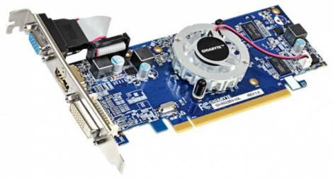 Видеокарта GIGABYTE Radeon R5 230 (625МГц, GDDR3 1024Мб 1066МГц 64 бит)