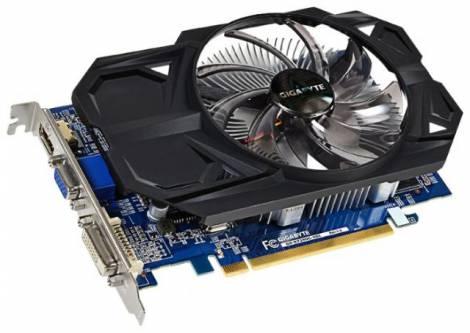 Видеокарта GIGABYTE Radeon R7 240 (900МГц, GDDR3 2048Мб 1800МГц 128 бит)