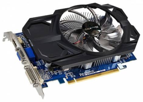 Видеокарта GIGABYTE Radeon R7 240 (900МГц, GDDR3 2048Мб 1600МГц 128 бит)