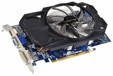 Видеокарта GIGABYTE Radeon R7 250 (1100МГц, GDDR5 2048Мб 4600МГц 128 бит)