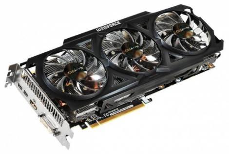 Видеокарта GIGABYTE Radeon R9 280 (950МГц, GDDR5 3072Мб 5000МГц 384 бит)