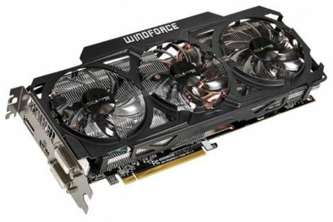 Видеокарта GIGABYTE Radeon R9 290 (1040МГц, GDDR5 4096Мб 5000МГц 512 бит)