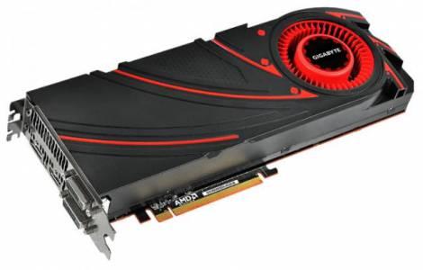 Видеокарта GIGABYTE Radeon R9 290 (947МГц, GDDR5 4096Мб 5000МГц 512 бит)