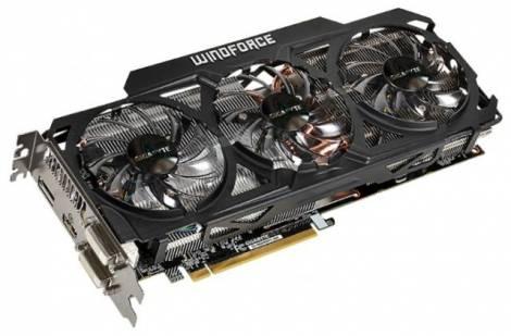 Видеокарта GIGABYTE Radeon R9 290X (1000МГц, GDDR5 4096Мб 5000МГц 512 бит)