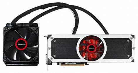 Видеокарта GIGABYTE Radeon R9 295X2 (1018МГц, GDDR5 8192Мб 5000МГц 1024 бит)