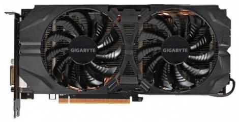 Видеокарта GIGABYTE Radeon R9 390 (1025МГц, GDDR5 8192Мб 6000МГц 512 бит)