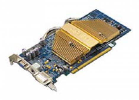 Видеокарта GIGABYTE Radeon X800 (400МГц, GDDR3 256Мб 700МГц 256 бит)