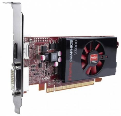 Видеокарта HP FirePro V3900 (1000МГц, GDDR3 1024Мб 128 бит)