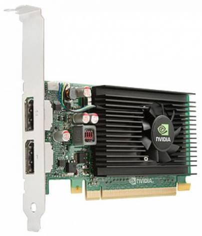 Видеокарта HP Quadro NVS 310 (520МГц, GDDR3 512Мб 875МГц 64 бит)