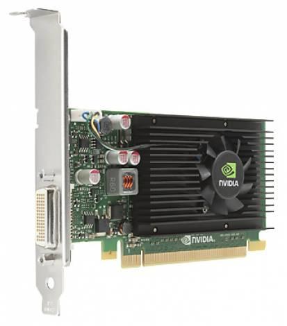 Видеокарта HP Quadro NVS 315 (875МГц, GDDR3 1024Мб 1750МГц 64 бит)