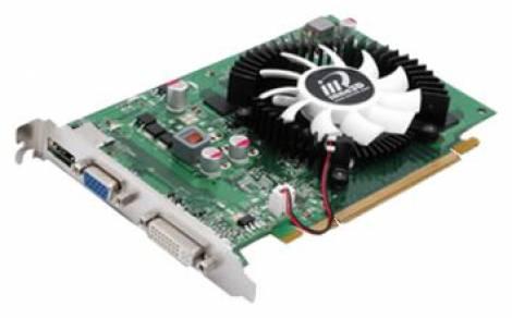 Видеокарта Inno3D GeForce GT 240 (550МГц, GDDR2 512Мб 800МГц 128 бит)