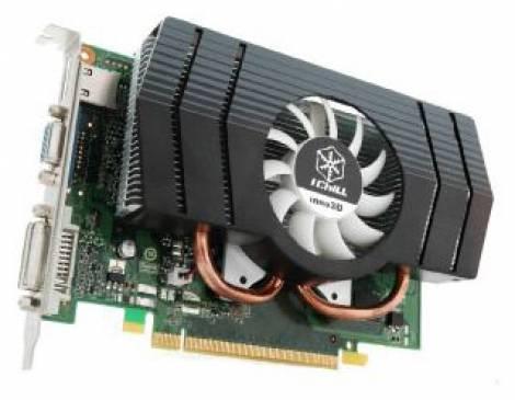 Видеокарта Inno3D GeForce GT 240 (600МГц, GDDR5 1024Мб 3600МГц 128 бит)