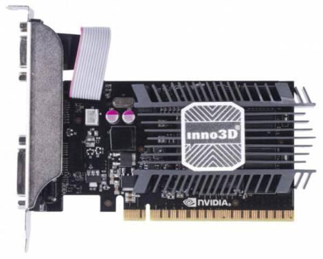 Видеокарта Inno3D GeForce GT 720 (797МГц, GDDR3 1024Мб 1600МГц 64 бит)