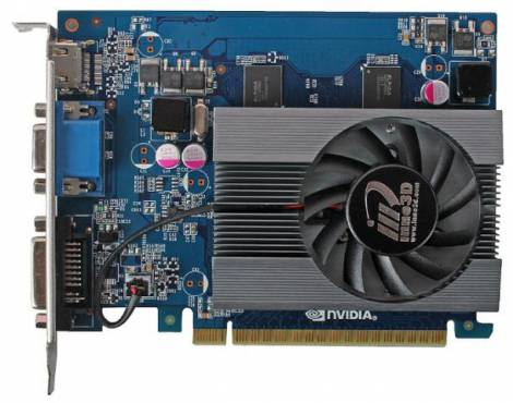 Видеокарта Inno3D GeForce GT 730 (700МГц, GDDR5 1024Мб 5000МГц 128 бит)