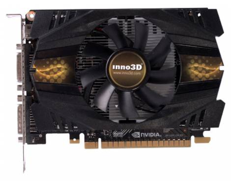 Видеокарта Inno3D GeForce GT 740 (1058МГц, GDDR5 2048Мб 5000МГц 128 бит)