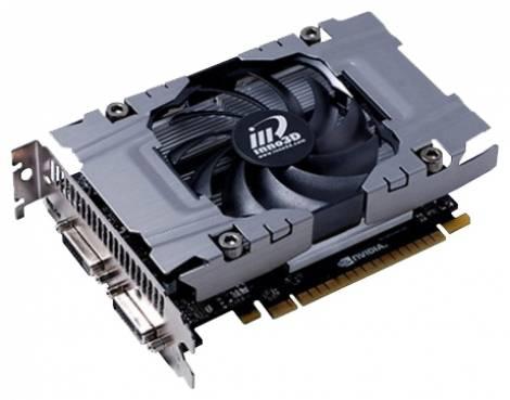 Видеокарта Inno3D GeForce GTX 650 (1058МГц, GDDR5 2048Мб 5000МГц 128 бит)