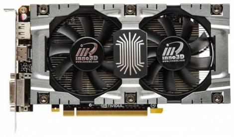 Видеокарта Inno3D GeForce GTX 650 Ti Boost (980МГц, GDDR5 1024Мб 6008МГц 192 бит)