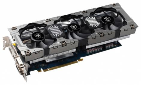 Видеокарта Inno3D GeForce GTX 670 (1020МГц, GDDR5 2048Мб 6200МГц 256 бит)